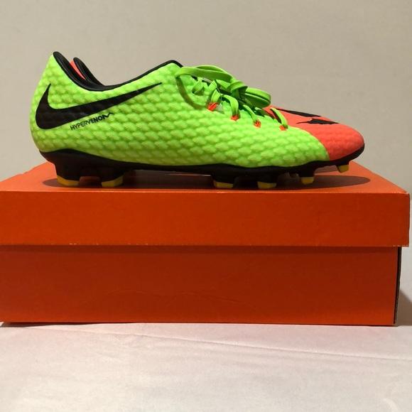 online store 5f69c fdc6a New Nike Hypervenom Phelon III FG Men's 9.5 NWT